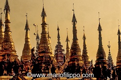 MYANMAR IL PAESE DELLE PAGODE