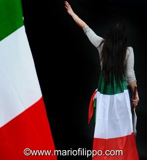 E' VIVA LA COSTITUZIONE!  ROMA 12 MARZO 2011