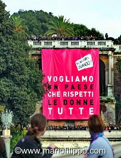 SE NON ORA QUANDO ?  ROMA 12 FEBBRAIO 2011