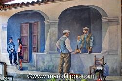 SAN SPERATE E I SUOI MURALES PAESE MUSEO (CAGLIARI)