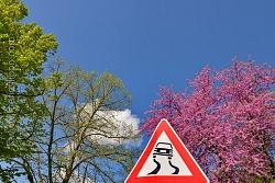 Un giorno di primavera nella campagna Umbra