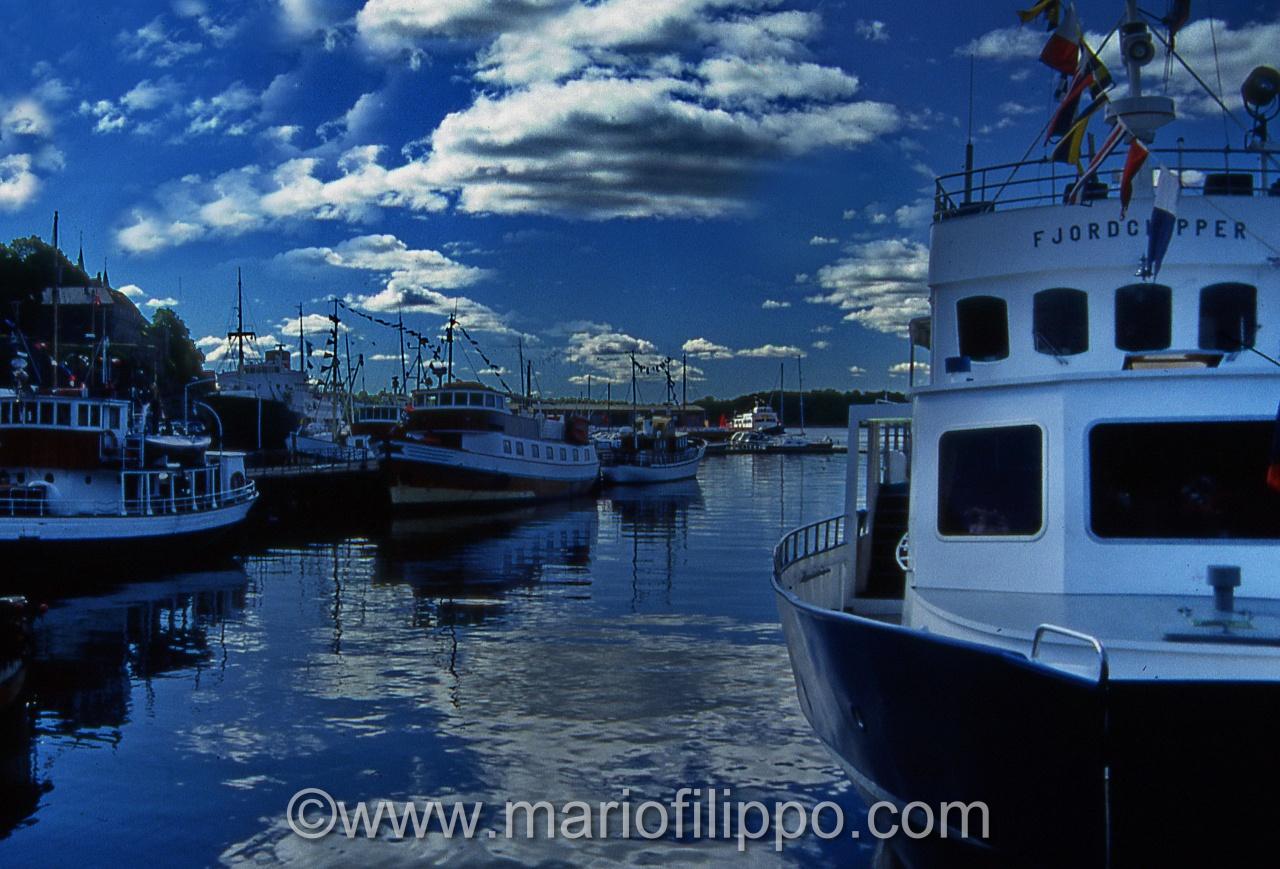 oslo il porto