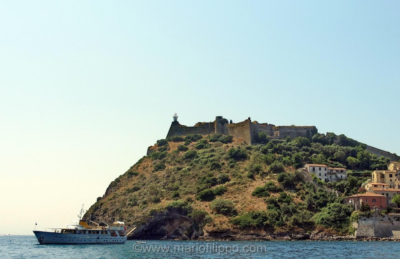 Da Porto Ercole all'isola Del Giglio (Grosseto)