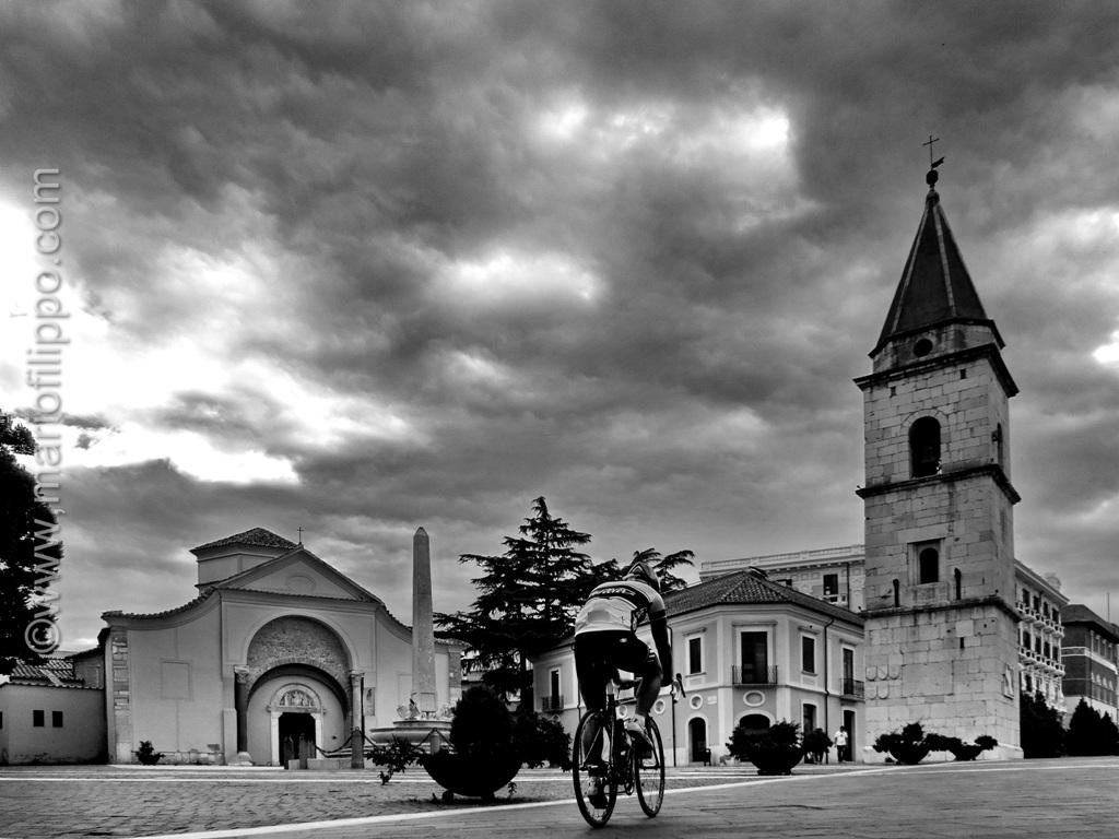 Benevento- in Bianco/Nero-