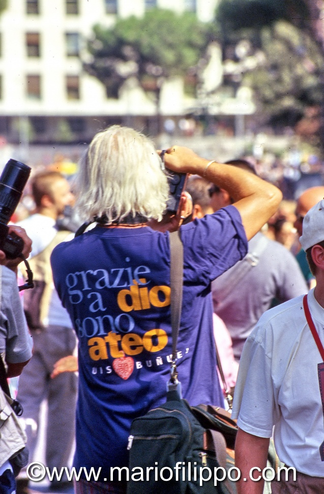 GAY PRYDE ROMA 2000