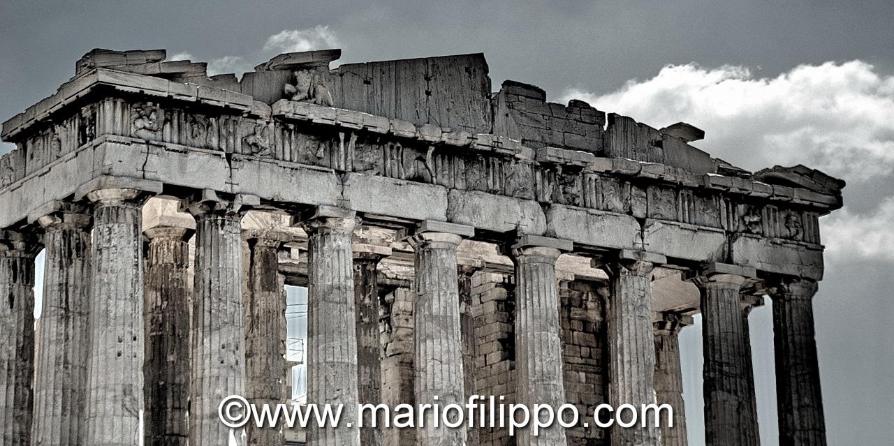 Atene-Partenone