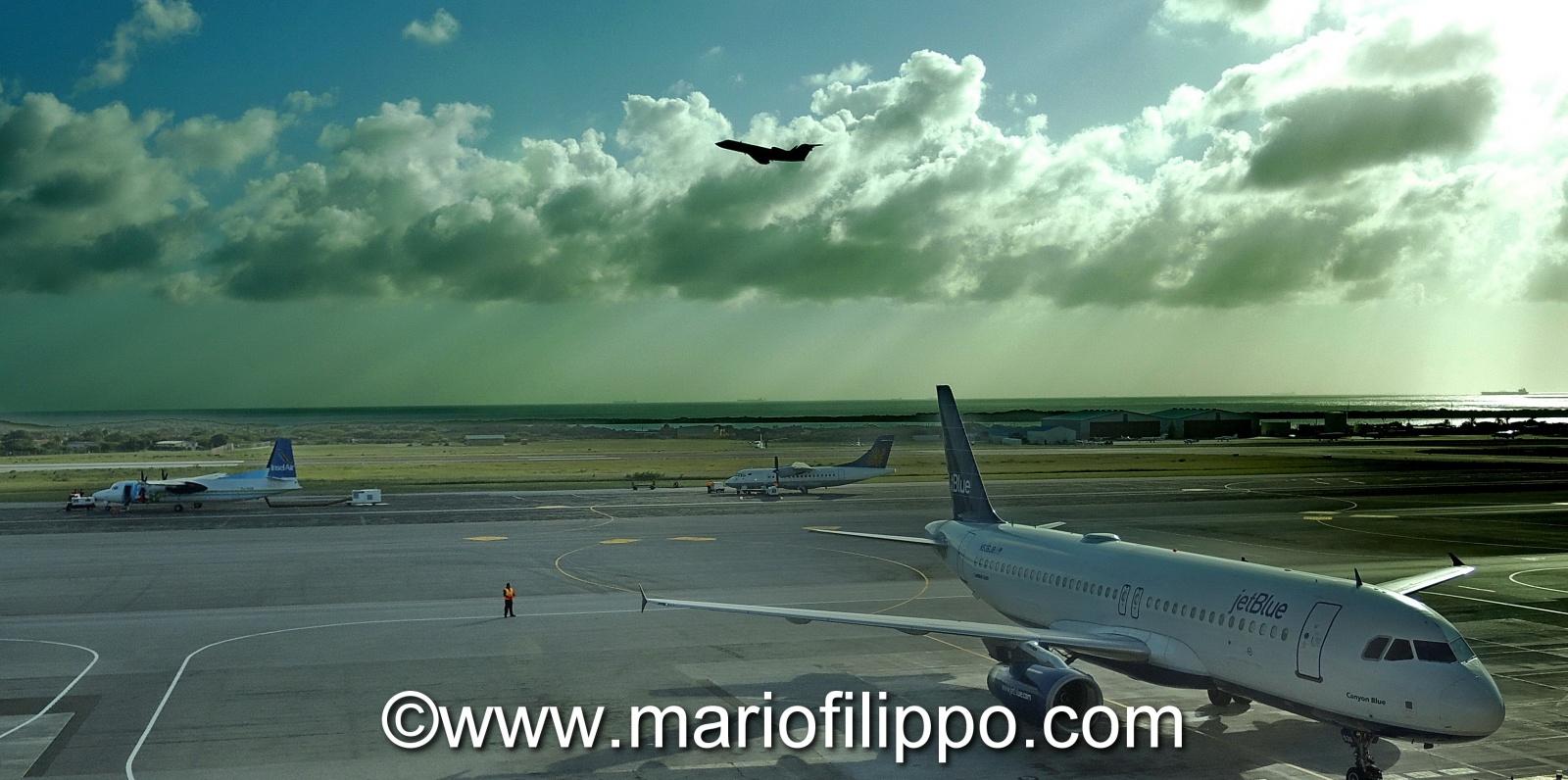aruba aereoporto
