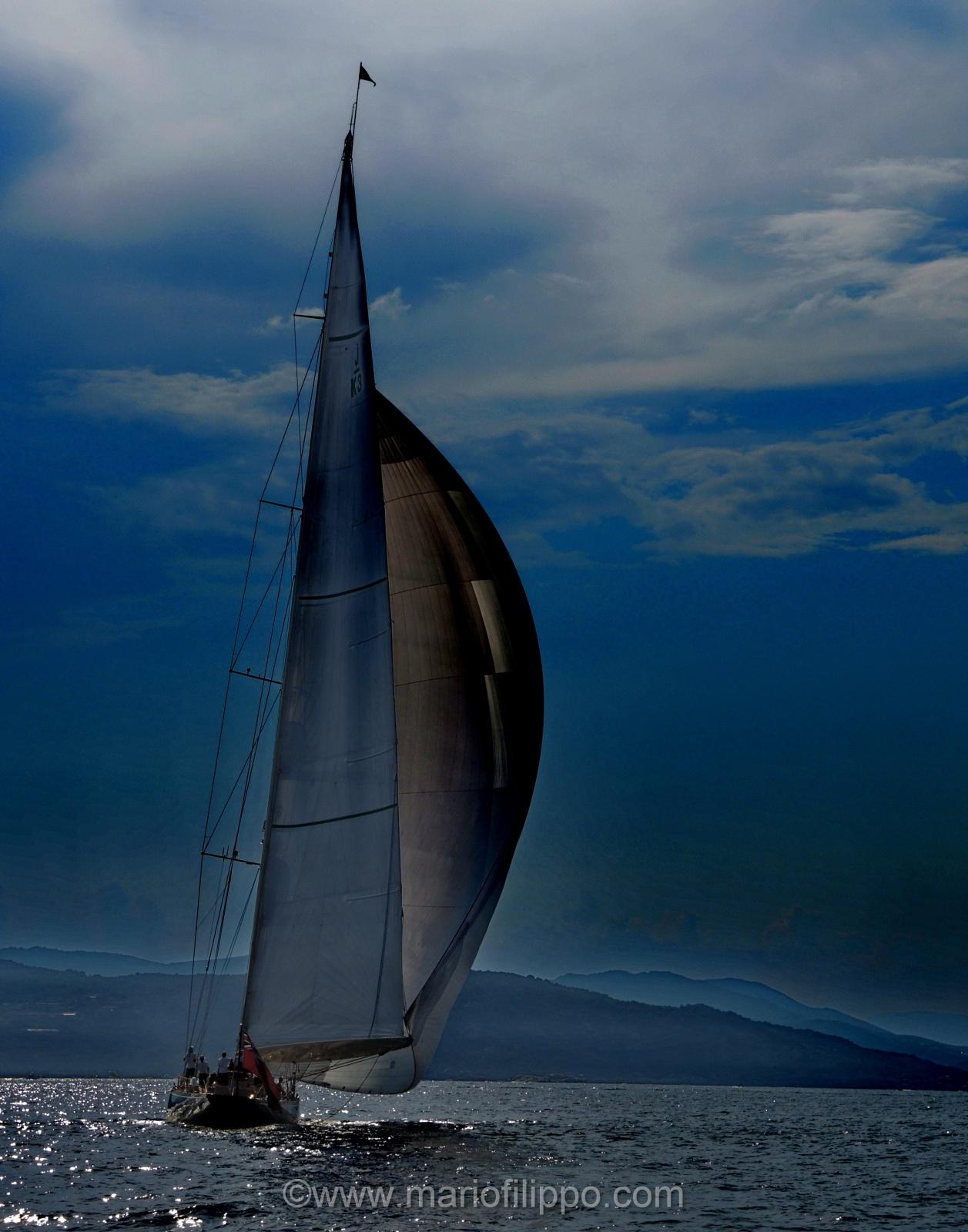"""Costa della Gallura"""" A vela e solo a vela inseguendo i miei pensieri"""""""