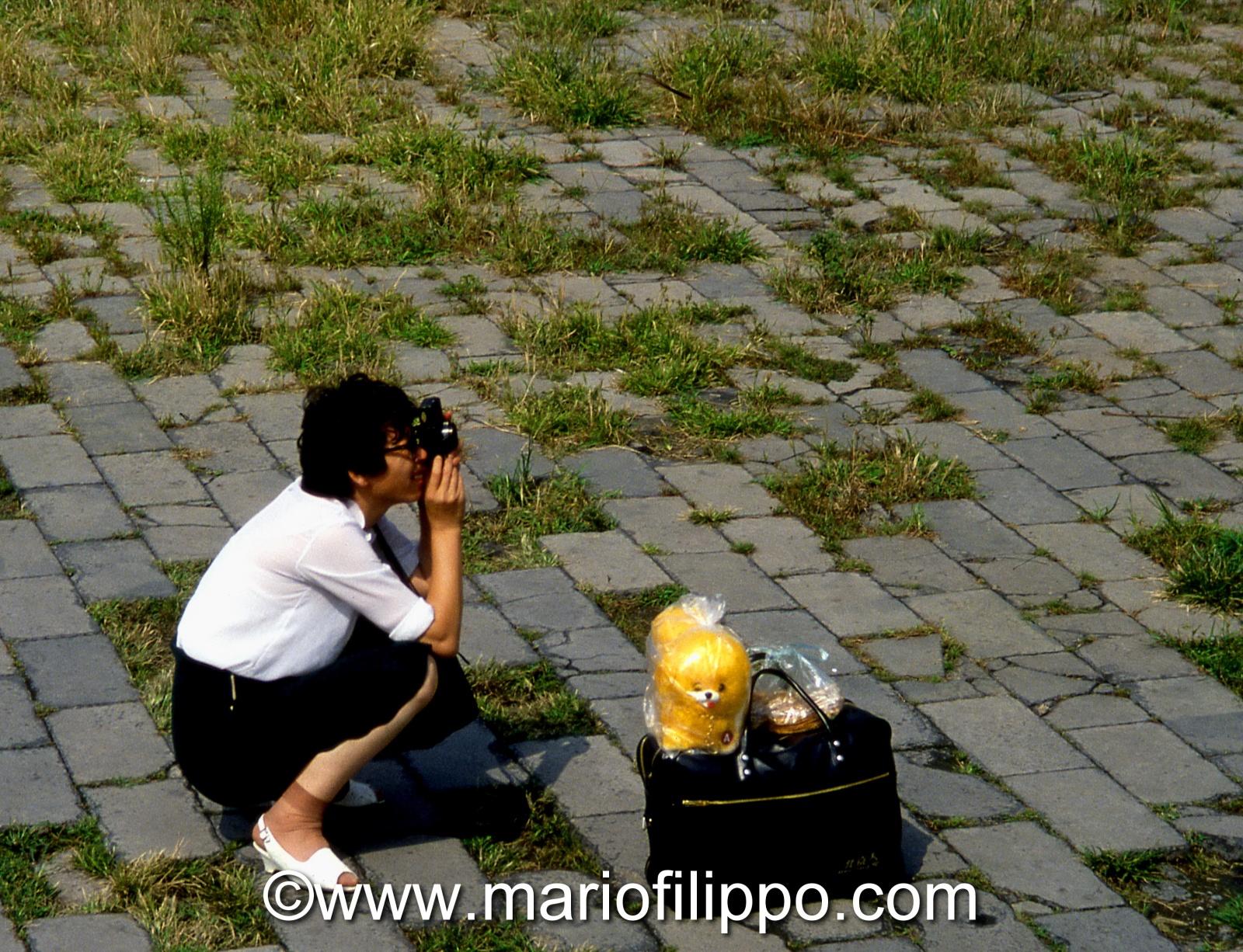 CINA-MODO CINESE DI FOTOGRAFARE